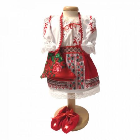 Costum popular botez, fete, Denikos® 687