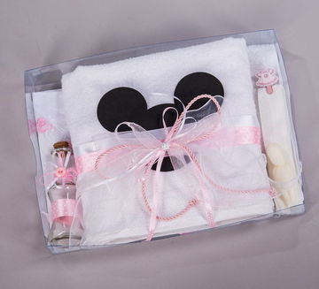 Trusou botez Minnie Mouse NK024