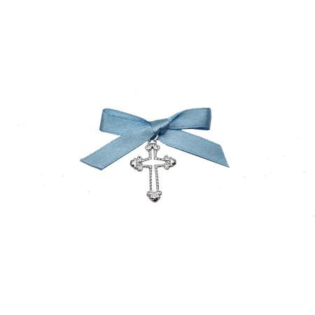 Cruciulite botez fundita bleu Denikos® 88