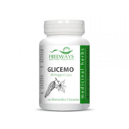 GLICEMO, nivel optim al glicemiei, 90cps