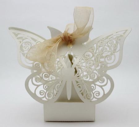 Poze Cutiute fluturi marturii nunta/ botez DA004