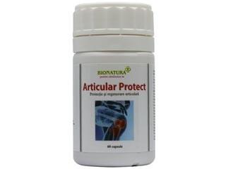 Articular protect, imbunatatire sistem osos - articular, 60 cps