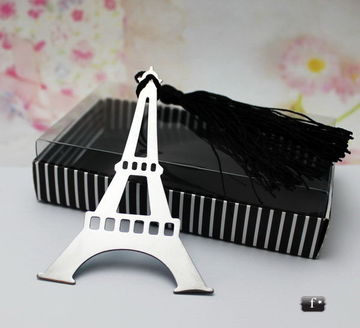 Poze Semn de carte romantic Turn Eiffel MG013