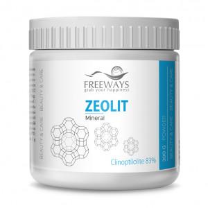 Mineral Zeolit pulbere, 300 gr