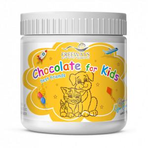 Ciocolata pentru copii, sursa de vitamine si minerale, 350 gr