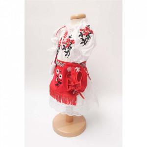 Costum traditional botez, fete, Denikos® 686