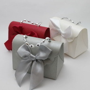 Cutii poseta cufar marturii nunta / botez DA006