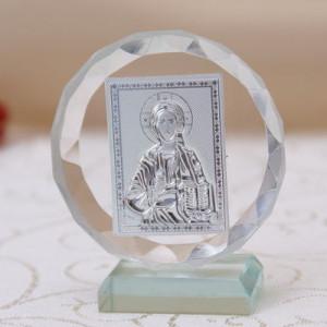 Iconite sticla marturii nunta botez MCR01N