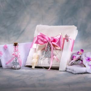 Trusou botez balerina roz NK007