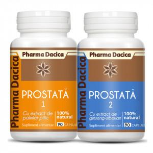 Prostata, functionare optima a prostatei, 2x90 cps