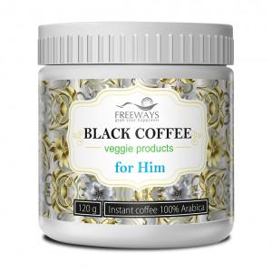 Black Coffee for Him, cafea terapeutica, 120 gr