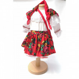 Costum popular botez fetita, Denikos® 679