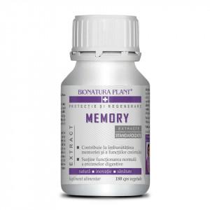 Memory, imbunatatirea memoriei si functiilor cerebrale, 180cps