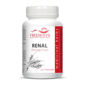 RENAL, rinichi sanatosi, 90 cps