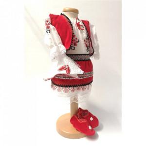 Costum botez traditional, fetite, Denikos® 688