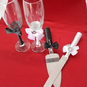 Set nunta elegant P006A