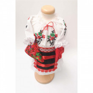 Costum botez national, fete, Denikos® 692