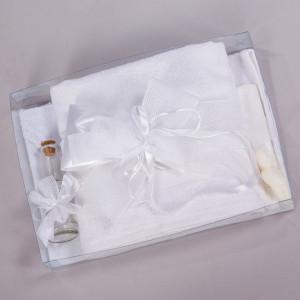 Trusou botez pure white NK025