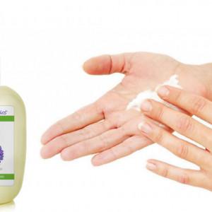 Crema emolienta maini cu citrice si verbina, 100 g