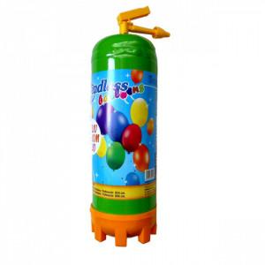 Butelie heliu, cifra 1 balon folie, banner si 10 baloane latex