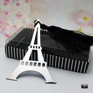 Semn de carte romantic Turn Eiffel MG013