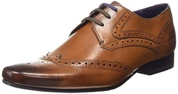 Men's Hann Derby Brogue Shoes