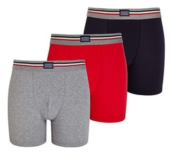 Cotton Stretch Boxer Briefs