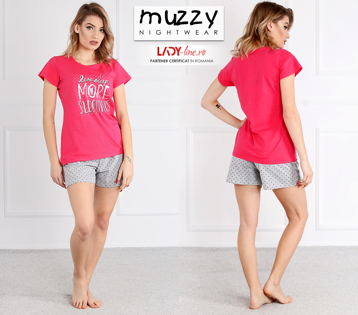 Pijama Dama Muzzy, 'Love Sleep'