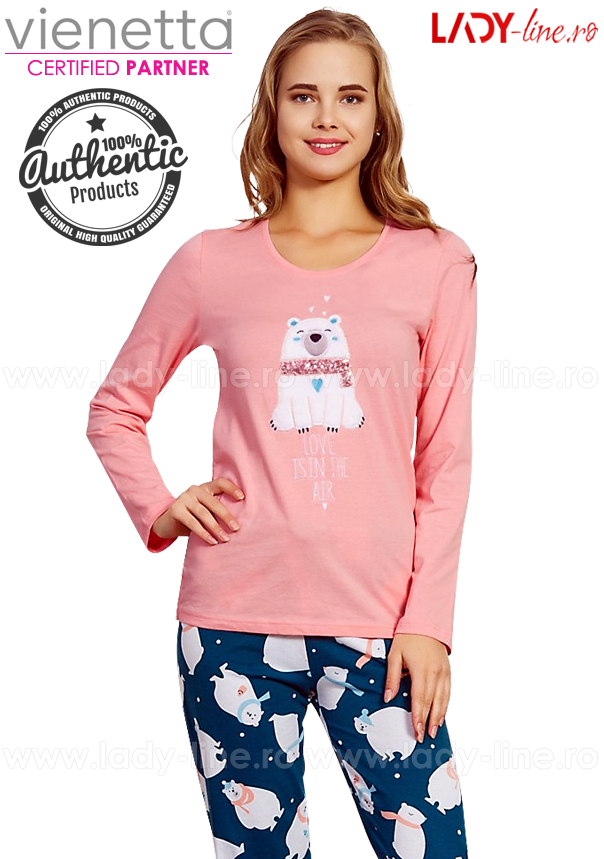 Pijama Dama Vienetta Secret, 'Love Is In The Air'