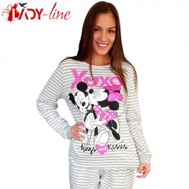 Poze Pijamale Dama, Disney, 'Hugs & Kisses XOXO Mickey & Minnie'