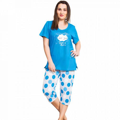 Pijama Dama Marimi Mari, Vienetta, 'Sweet Dream' Blue