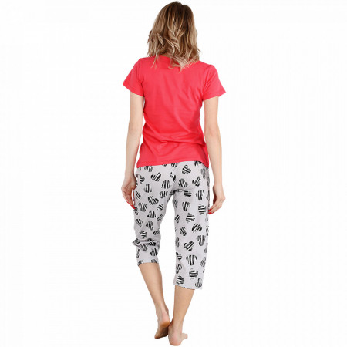 Pijama Dama Muzzy, 'Lovely Family'
