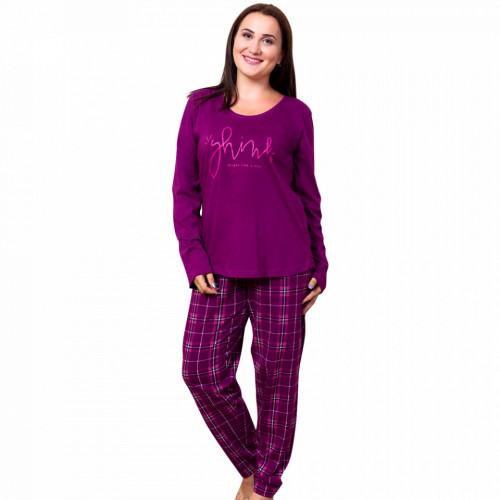 Pijamale Dama Marimi Mari Vienetta Model 'Shine Like a Star'
