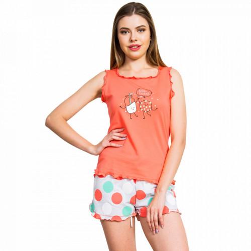 Pijamale Dama Vienetta, 'BedTime Besties'