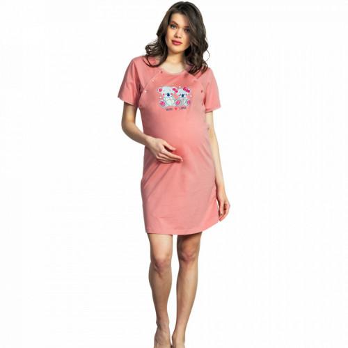 Camasa Gravide si Alaptat, 'Very Soft' Pink