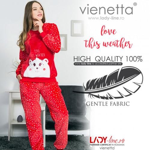 Compleu Dama Welsoft Vienetta Soft & Pure Model 'Love this Weather'