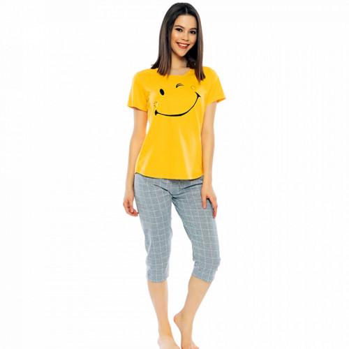 Pijamale Confortabile Dama Vienetta Model 'Smile is Sexy'