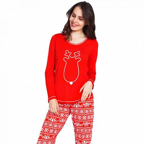 Pijama Dama Vienetta, Bumbac, 'Days of Joy'