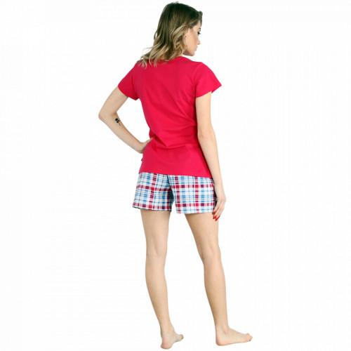 Pijamale Dama Muzzy Bumbac 100% 'You Are Perfect'