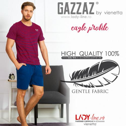 Pijamle Barbati Gazzaz by Vienetta, 'Eagle Profile'