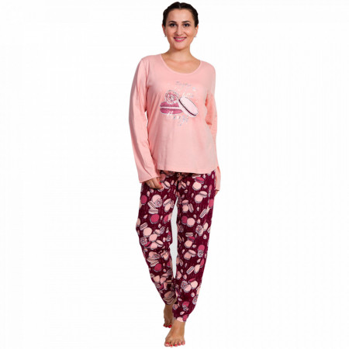 Pijama Dama Marimi Mari Vienetta, 'Enjoy the Little Things'