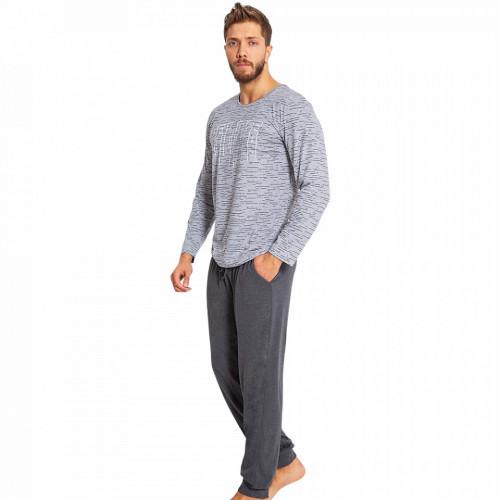 Pijamale Barbati Gazzaz by Vienetta 'Be Live'