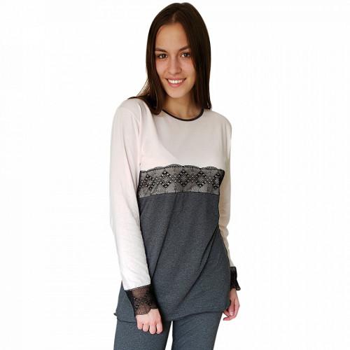 Pijamale Dama Bumbac 100%, Brand Charachter, 'Aesthetic Love'