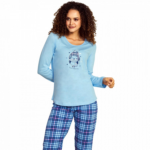 Pijamale Dama Vienetta, 'Time of Dreams' Blue