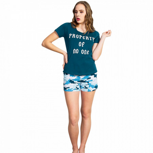 Pijamale Vienetta Dama, 'Property Of No One'
