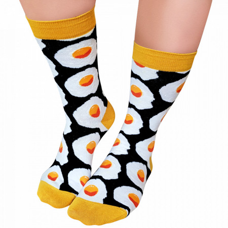 Sosete Clasice Colorate Unisex Cosas Boutique Socks Model Keep on the Sunny Side
