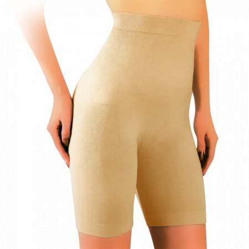 Chilot Modelator Clasic, Bumbac 85%, Culoare Nud