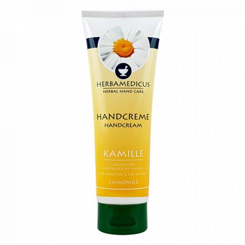 Crema de Maini cu Extract de Musetel Herbamedicus Kamille 125ml