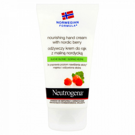 Crema Hranitoare Maini Neutrogena Nordic Berry Norwegian Formula 75ml