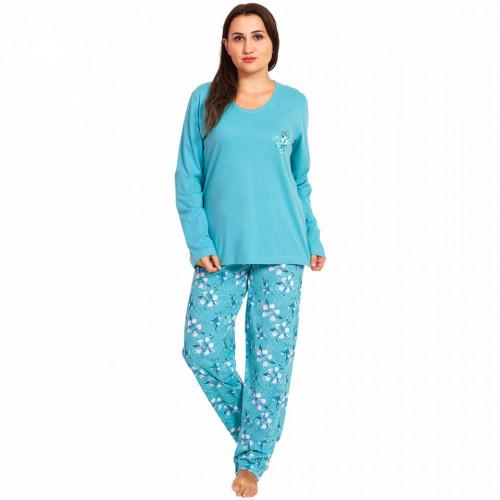 Pijama Dama Marimi Mari Vienetta, Bumbac 100%, 'Grateful'